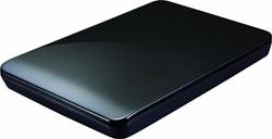 2.5インチ外付けHDDのケース画像