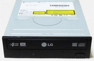 デスクトップパソコン用DVDドライブの画像