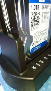 福岡市早良区: 不良セクターをスキップしながらHDD修復コピーの画像
