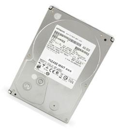 ハードディスクの故障事例2の画像