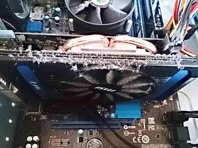 PC内部の掃除