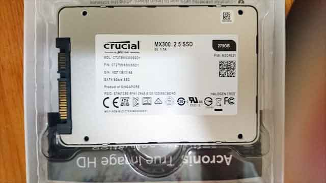 SSD換装画像4