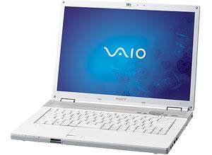 VAIOノートパソコンの修理